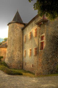 ~~Château de Montmaur, Montmaur, Provence, Cote d'Azur, France by Le Lion 59~~