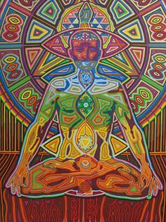 """The Myth About Chakras & Why You Probably Have it All Wrong. ~ Mijael Brandwajn ~ Jul 16, 2013 ~Quote: """"The truth is that many people who claim to be enlightened, or claim to see and feel the chakras with detail, or both, have spoken about them in terms that are nothing short of contradictory..."""""""