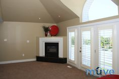 Master Suite with Fireplaces