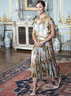 Swedish Royal Family held a lunch for Finnish President
