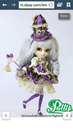 Hey what about a pullip carnival 2013  because this is so awesome pls buy