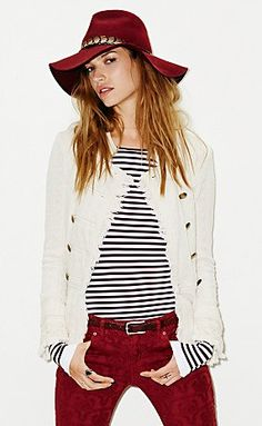 579af0c2e8ff0 Striped  freepeople Red Pants Outfit