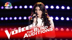 """Brittany Kennell's blind audition take on """"Strong Enough"""" by Sheryl Crow impresses Blake and Pharrell; she picks Team Blake. » Get The Voice Official App: ht..."""