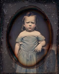 Gilbert Ferguson, 1/9th-Plate Daguerreotype with Domed Glass Cover, Circa 1853 by lisby1, via Flickr
