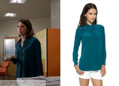 Red Band Society: Season 1 Episode 9 Erin's Teal Blouse