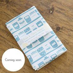 Tea Towels - Rosa and Clara Designs.  Photographer Yeshen Venema