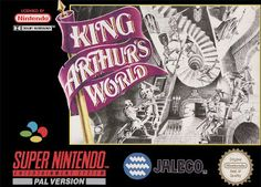 Emularoms: King Arthur's World (BR) [ SNES ]