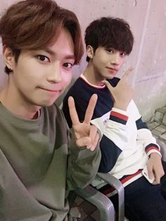 KNK | Jeong In Seong & Oh Hee Jun