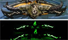 #cosplay #worldofwarcraft #illidari #Warglaive #Legion #wowlegion #worldofwarcraftlegion