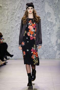 Nicole Miller Autumn/Winter 2017 Ready to Wear Collection   British Vogue