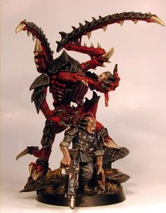 Dark Future Games: It Came From the Forums: Marco Schulze's Hive Fleet Moloch!