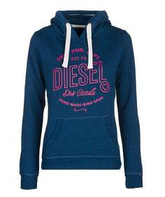 Louise Hood (Midnight Speckle) Hoodies, Sweatshirts, Summer Collection, Diesel, Spring Summer, Graphic Sweatshirt, Sweaters, Fashion, Diesel Fuel