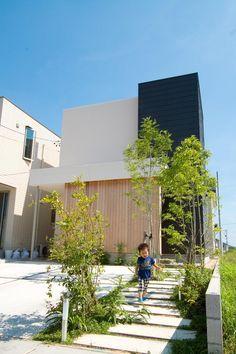 専門家:宮崎晋一が手掛けた、外観(空が見える家)の詳細ページ。新築戸建、リフォーム、リノベーションの事例多数、SUVACO(スバコ)