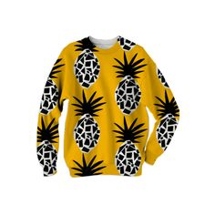 Pineapple Collage Sweatshirt from Print All Over Me