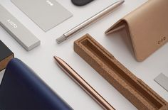 Luxury Pens, stationery and leather goods designed in Manchester and made in UK and Europe by the worlds greatest craftsmen. Pen Design, Tool Design, Design Art, Interior Design, Luxury Pens, Core Collection, Sustainable Design, Visual Merchandising, Fathers Day Gifts