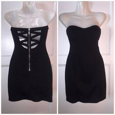 Guess strappy dress Cute dress just never got to wear it Guess Dresses Mini