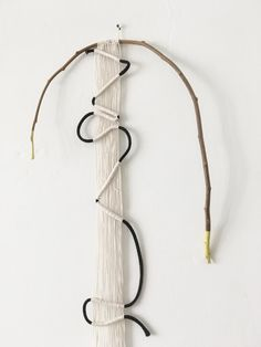Modern macrame wall hanging no.3. one of a kind by NAMCAstudio