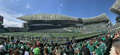 """Devin Heroux on Twitter: """"From the heartland of the CFL   Mosaic Stadium is buzzing.   Riders vs Bombers RIGHT NOW… """" Saskatchewan Roughriders, Heartland, Green Colors, Ontario, Olympics, Mosaic, Twitter, Colors Of Green, Mosaics"""