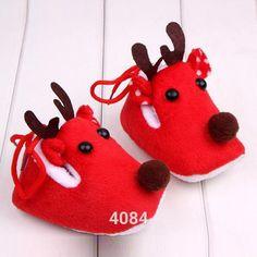 Baby Deer Shoes