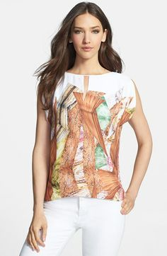 Clover Canyon 'Canyon Rocks' Top available at #Nordstrom