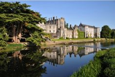 Top 10 British castles you can stay in | Countryfile.com Adare Manor, Limerick, Ireland ~ Although not technically a castle, this luxurious 5-star manor house hotel is too good not to sneak into the list at number 11. As well as a spa and top quality dining, you can try a huge number of activities including golf, fishing, swimming, hot-air ballooning, archery and clay-pigeon shooting. If you want a taste of royal life, there are few better spots than this.