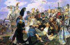 Bagration herido - Aleksey Ivanovich Vepjvadze