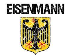 Eisenmann Surname