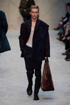 Burberry Prorsum MEN | Londres | Inverno 2014 RTW
