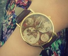 Vintage watch!! Love it