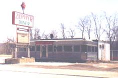 The old Zephyr Diner, Rte. 11 ~ this was an institution in Berwick for MANY years!