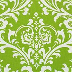 Ozborne Chartreuse by Premier Prints Drapery Fabric - SW9369 - Fabric By The Yard At Discount Prices