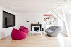 我們看到了。我們是生活@家。: 法國攝影師Julien Fernandez以拍攝建築與室內裝潢為主