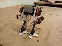 Four feet robot 4 legged hexapod3 mini spider arduino diy robot project sentinel a bipedal walking robot diy robotrobot kitsrobotics solutioingenieria Gallery