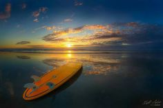 Surf & Sunset