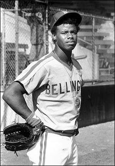 A very young Ken Griffey Jr. when he played in my home town.