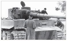 "The Tiger I are the most powerful German armor available in Africa. More than 70 Panzers are engaged during ""Ochsenkopf"" including all the Tiger then operational in Africa. Tiger Ii, Mg 34, Ferdinand Porsche, Panzer Iv, Reggio, Dodge, Afrika Korps, Tiger Tank, Ww2 Photos"