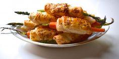 Paashapje: verstopte wortels en asperges
