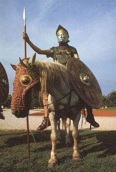 roman cavalry helmet - Google Search