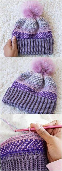 Disney Insideout Joy Beanie Snow Flakes Intrasia Knitted Hat Gloves Set