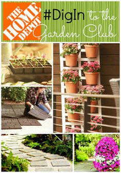 Home Depot Garden Club #digin #diginHD