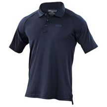 Performance Polo with 5.11 Logo - Short Sleeve | Polos | 5.11 Tactical | Mobile