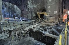 Under New York - The Second Avenue Subway