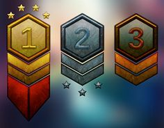 """Check out new work on my @Behance portfolio: """"MMO Ranks - Vlad Grama"""" http://be.net/gallery/46968987/MMO-Ranks-Vlad-Grama #ui #ux #moba #mmo #ranks #gamedev #gamedesign #graphicdesign #design #indie #inspiration #gamegraphics #vladgrama"""
