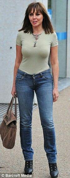 фото зрелой женщины в джинсах этом женщины