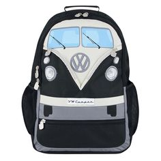 These uniquely designed Official VW embroidered backpacks are the perfect backpack for all VW enthusiasts! These features assure convenience and are a great look! Features: - Laptop compartment - Padd