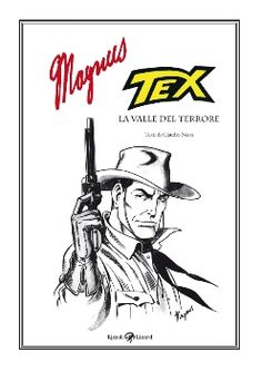 """Tex"" (one) di Magnus"