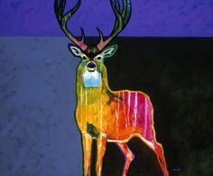 Painting by John Nieto
