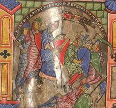 Manuscript UBEN H62/Ms1 Gumbertus Bibel Folio 297v Dating 1175-1195 From Regensburg, Germany Holding Institution Universitätsbibliothek Erlangen-Nürnburg