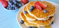 Pancakes (glutenfrei, milchfrei)