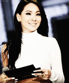 CL She's pretty!